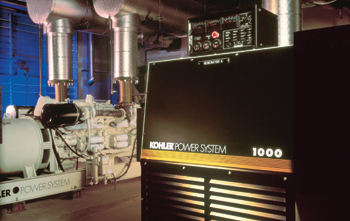 Commercial / Industrial - Fidelity Power Systems
